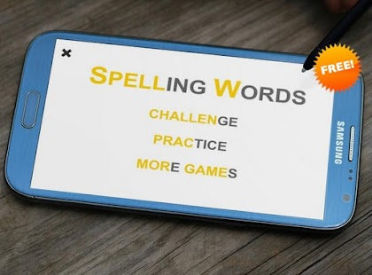 Spelling Words - Free