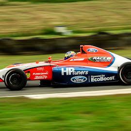 Logan Sargeant  by Martin Thomson - Sports & Fitness Motorsports ( btcc, formula 4, knockhill, motorsport, f4 )