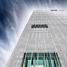 Cube by Rebeka Legovic - Buildings & Architecture Office Buildings & Hotels ( architect, building, sky, skyscraper, colors, architecture )