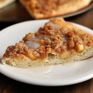 Cinnamon Apple Dessert Pizza Recipes