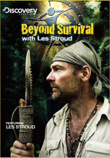 Les Stroud Na Ko?cu ¶wiata / Beyond Survival with Les Stroud (2010) PL.TVRip.XviD