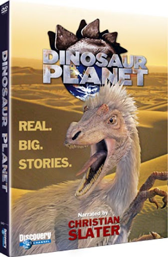 Planeta Dinozaur�w / Dinosaur Planet (2009) PL.TVRip.XviD