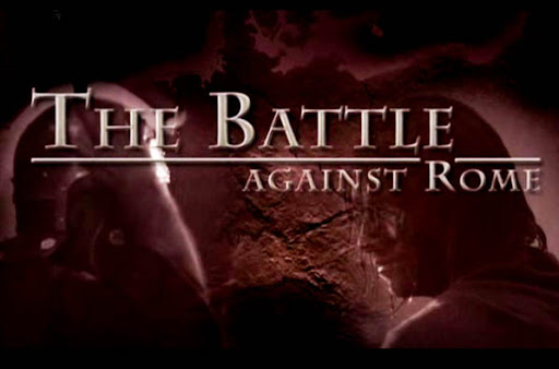 Wojna z Rzymem / Battle Against Rome (2009) PL.TVRip.XviD / Lektor PL
