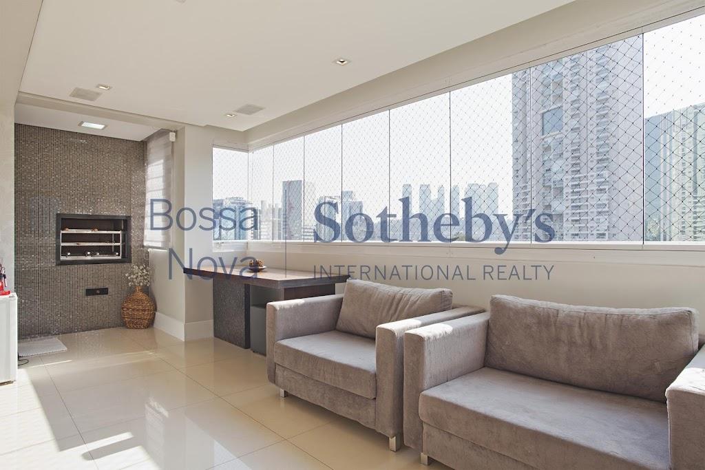 Lindo apartamento com planta moderna