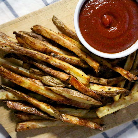 How To Make The Perfect, Crispy Oven Fries