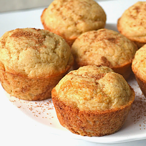 Buttermilk & Brown Sugar Muffins