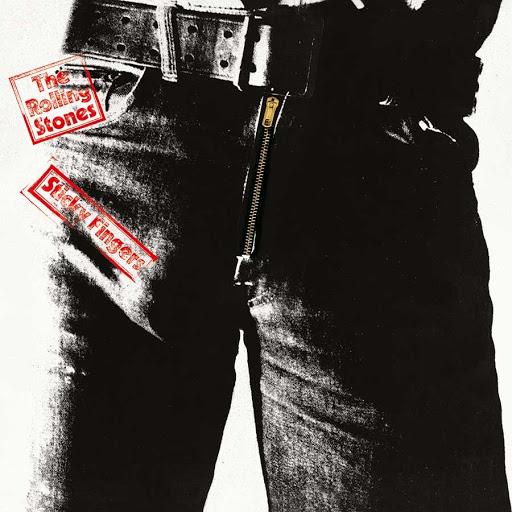 Rolling Stones - Wild Horses Album Art