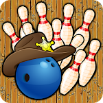 Bowling Western Icon