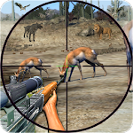 Wild Animal Shooting Icon