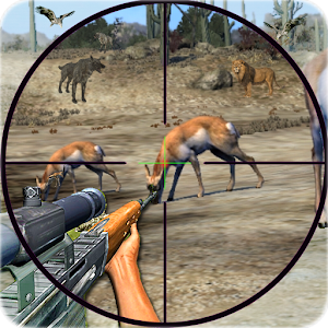 Wild Animal Shooting is Best Hunter Game of This Season APK Icon