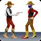 Western Cowboy Gun Fight