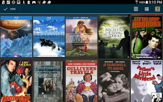 Screenshot of DVD Profiler
