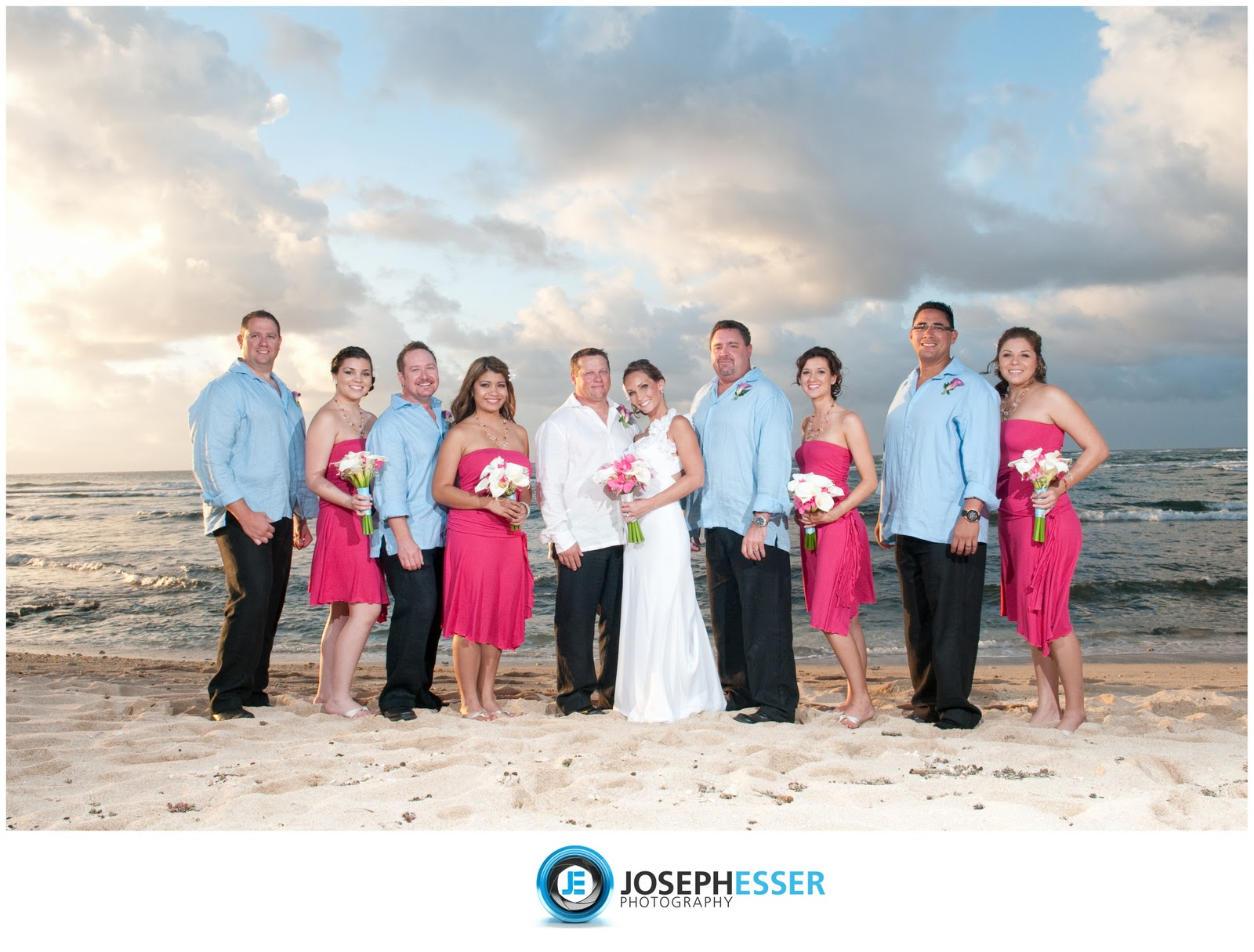 Loulu Palms Beach Wedding