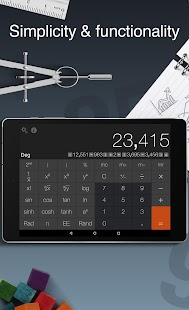 Free Download Calculator Pro APK for Samsung