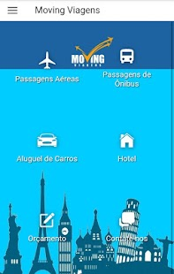 Moving Viagens - screenshot