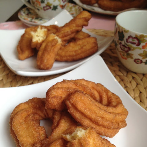 Paleo Churros, the Real Deal