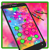 Download Colorful World AppLock Theme APK