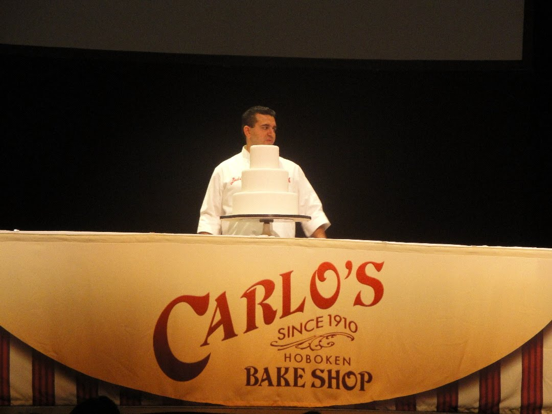 smitten Cake Boss fan the
