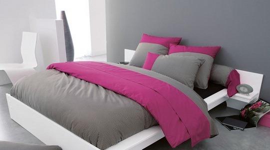 Chambre Adulte Rose Pale Et Gris Quelle Couleur Pour Une Chambre - Chambre adulte rose et gris
