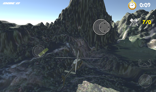 Free 3D Attack Helicopter Game - screenshot