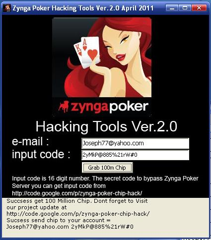 Tagged poker hack