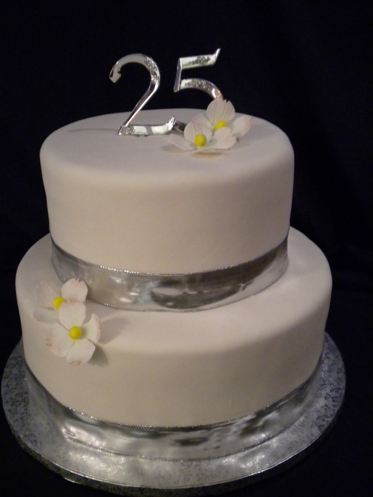 Epper s blog 25th wedding anniversary cakes