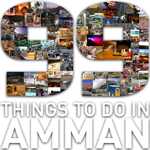 99 Things to do in Amman