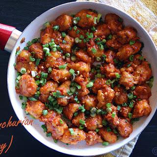 Garlic Manchurian Recipes