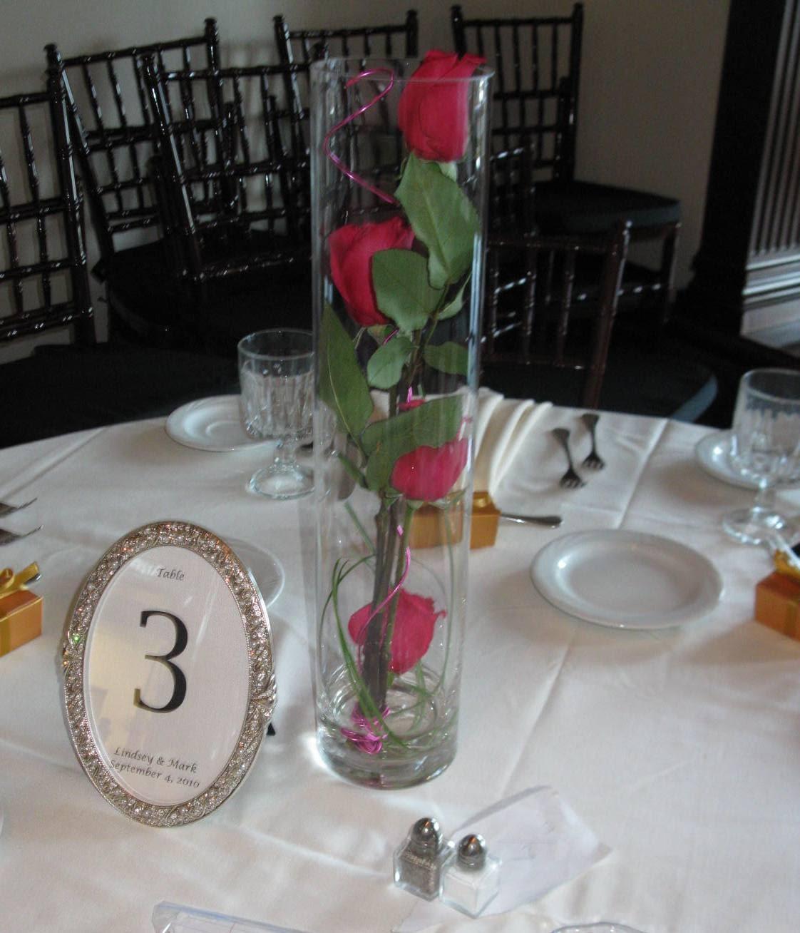 wedding reception program
