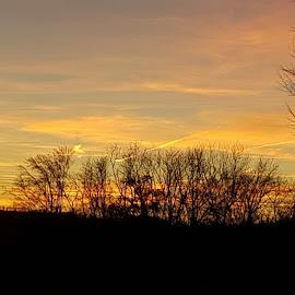Sundown  by Petra Kramarz - Landscapes Sunsets & Sunrises