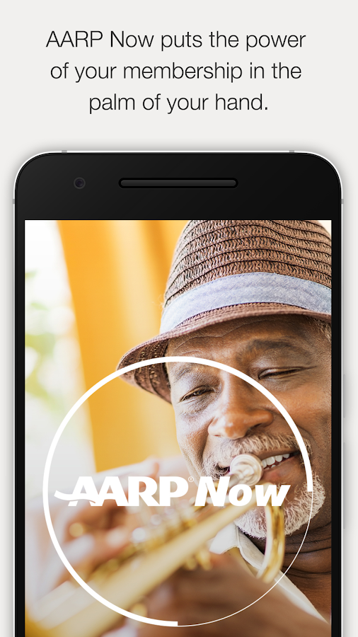 AARP Now Screenshot