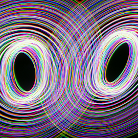 Eye see by Jim Barton - Abstract Patterns ( laser light, eye see, colorful, light design, laser design, laser, laser light show, light, eyes, science )