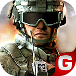 Commando Sniper Shooter 3D : Modern War 2018 Games Icon