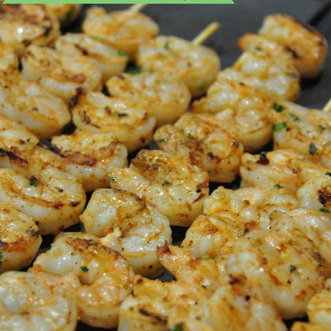 Cilantro Chili Lime Shrimp