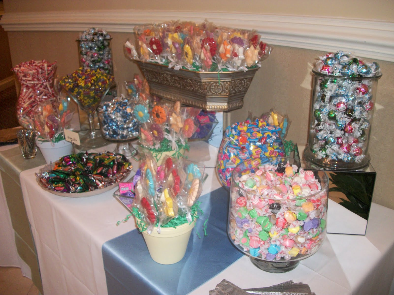 The addition of the candy bar