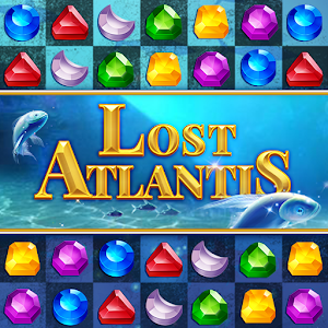 Atlantis Explore Jewles For PC / Windows 7/8/10 / Mac – Free Download