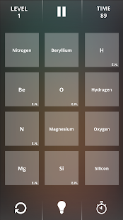 Game periodic table game apk for windows phone android games and apps game periodic table game apk for windows phone urtaz Images