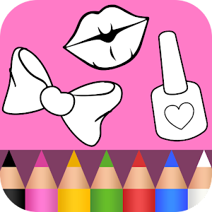 Beauty Coloring Book 2