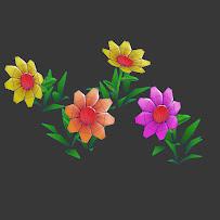 Cartoon Flowers