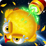 Chicken Infinity Icon