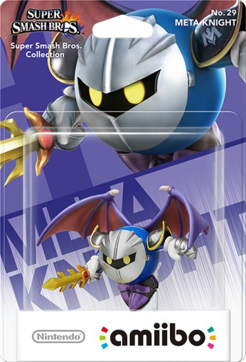 Meta Knight packaged (thumbnail) - Super Smash Bros. series
