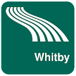 Carte de Whitby off-line APK
