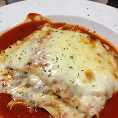 gluten free lasagna - almond & arrowroot flour, handmade Bolognese (grass fed beef and pastured pork
