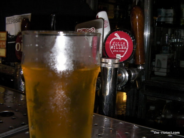 jolly miller cider