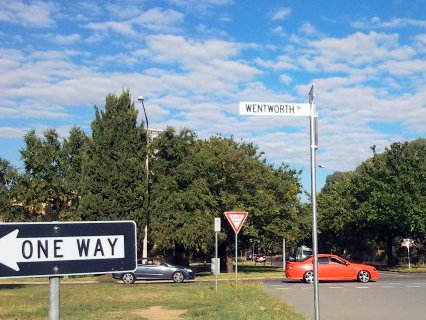 wentworth avenue