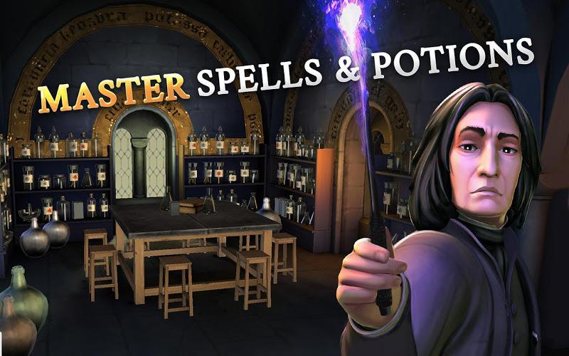 Harry Potter: Hogwarts Mystery Screenshot 2