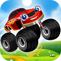 Game Monster Trucks Game for Kids 2 APK for Kindle