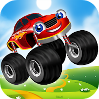 Monster Trucks Game for Kids 2 For PC (Windows And Mac)