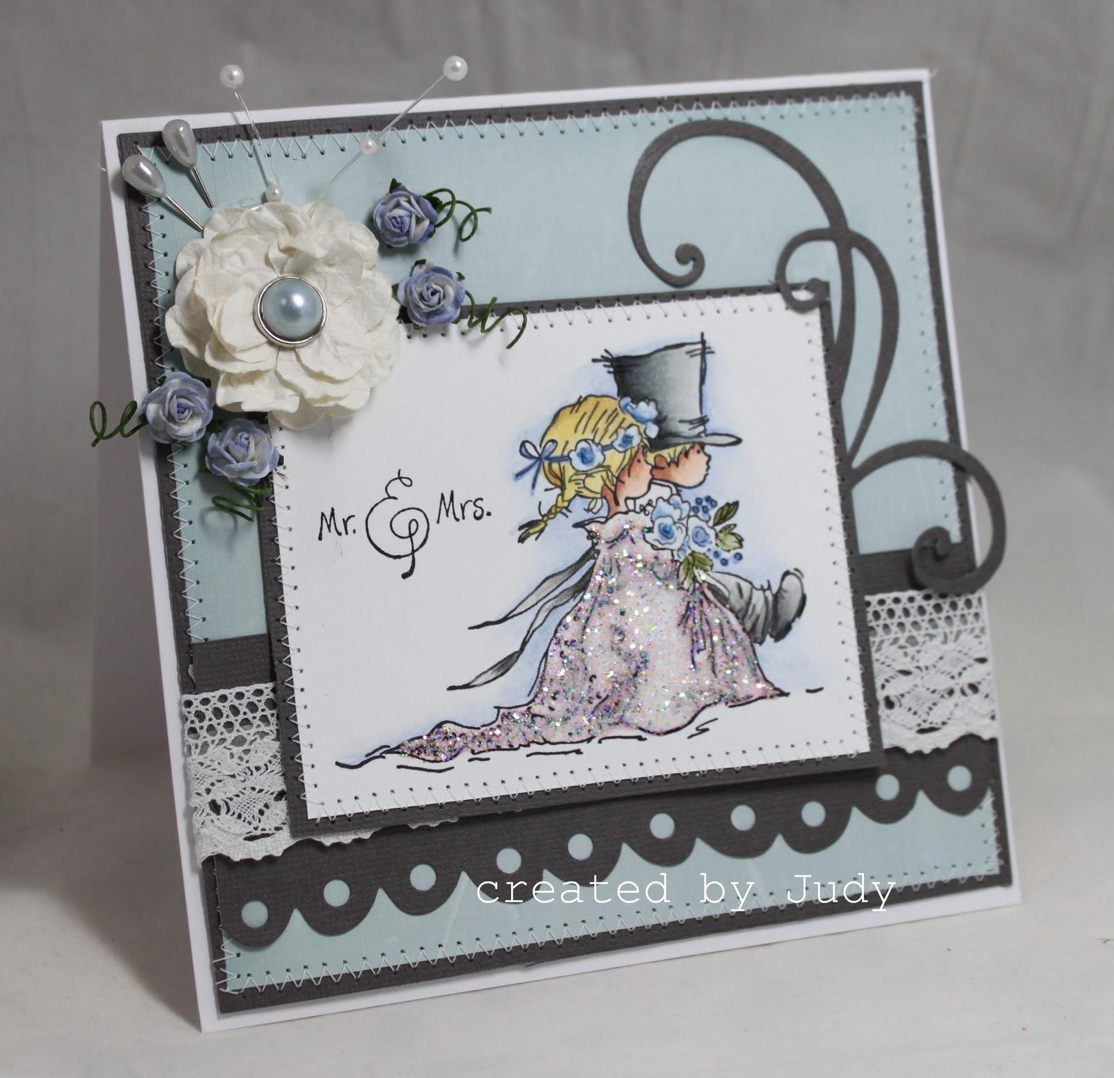 unique wedding card design