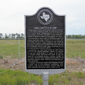 During World War II, over 50,000 German prisoners of war were interned in over 70 Texas P. O. W. camps. Base camps were established at military bases throughout the state. The base camps operated a ...